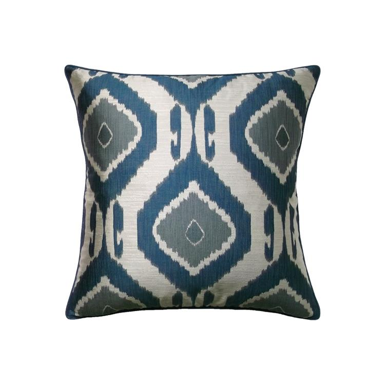 Matmi Caribbean Decorative Pillow Ryan Studio Pillows