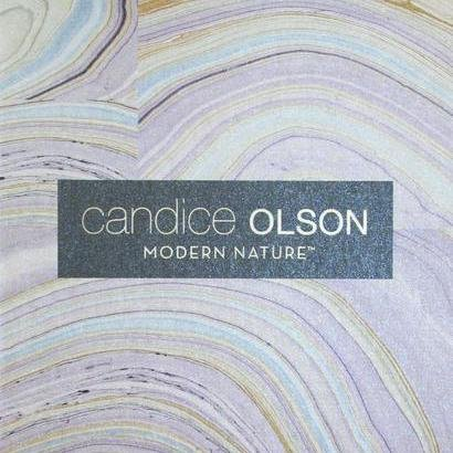 Modern Nature By Candice Olson Wallpaper L York
