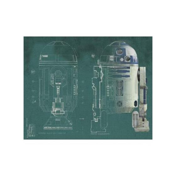 fabrics and home interiors jl1402m wars r2d2 xl mural murals featuring 17507