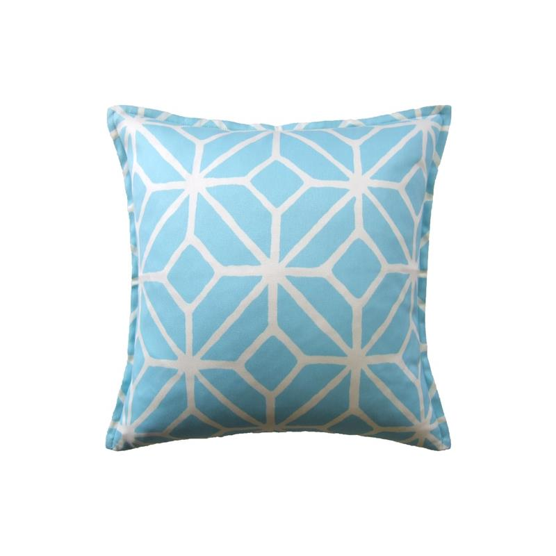 Trellis Print Decorative Pillow Ryan Studio Pillows