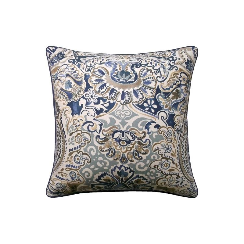 Costes Decorative Pillow Blue Ryan Studio Pillows