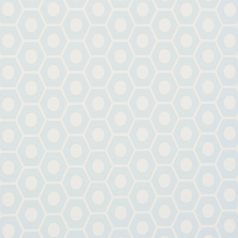 5009572 Queen B Mineral by Schumacher Wallpaper