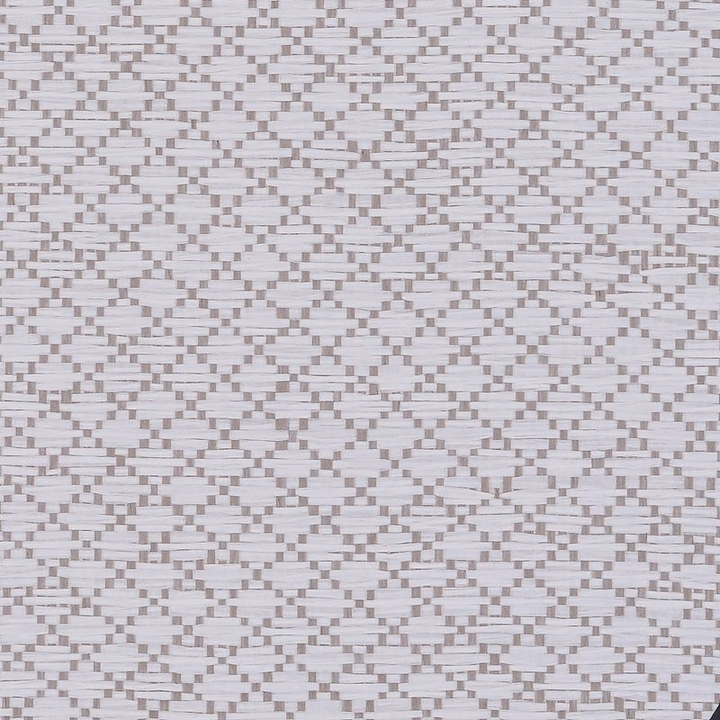 Phillip Jeffries Simply Seamless Wallpaper: Quilted Weave, Picnic Basket - Phillip Jeffries
