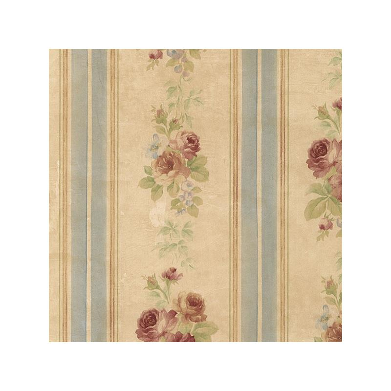 CN26573 Rose Garden 2 Norwall Wallpaper